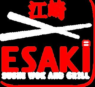 Logo Esaki Sushi Tongeren