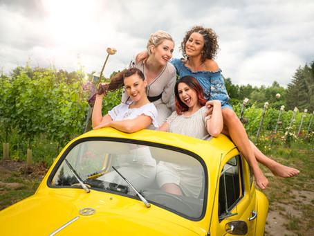 Nieuwe Vlaamse meidengroep 'Top Pops' kleurt 100% Limburgs