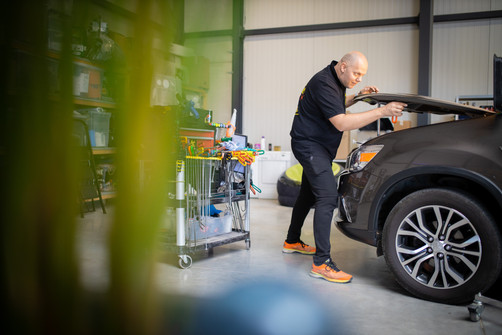 Jochen Nijs van Magic Car Repair