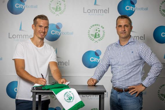 Ronny Van Geneugden en Stijn Wuytens