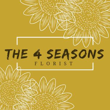 Logo The 4 Seasons - Gold