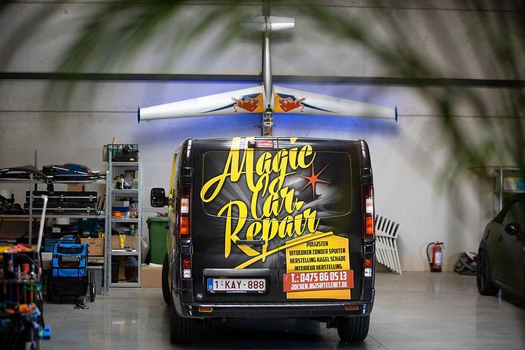 Magic Car Repair in Lanaken