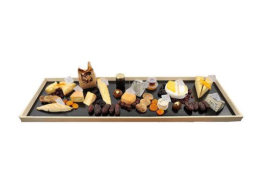 Kaasbox 'culinair' Hoofdgerecht 250 gr. p.p.