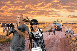 photobooth safari zuid-afrika