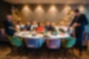 Het team van restaurant Resto Marina in Oostende
