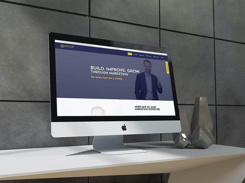 Webdesign Manuel Van Aeken