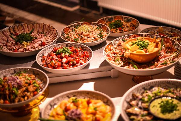Feestzaal met catering Limburg | Salons Norfolk