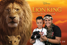 photobooth the lion king