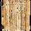 Thumbnail: Tuinpoortje kastanjehout