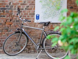 Huur van fietsen mits reservatie