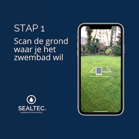 Sealtec AR Applicatie