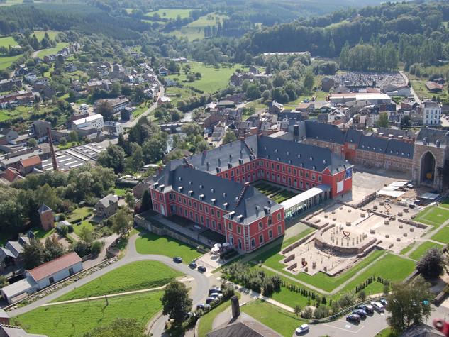 Abdij van Stavelot - Abbaye de Stavelot