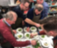 Kookworkshop met lokale producten bij B&B Haspenhoeve in Herstappe