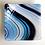 Thumbnail: Retro schaaltje blauw