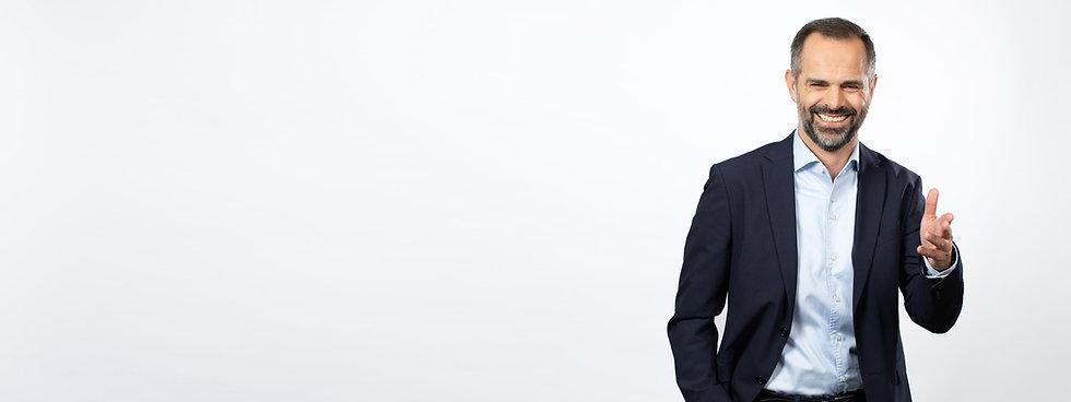 Manuel Van Aeken is marketing consultant