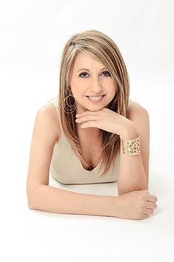 Zangeres Teresa van de Vlaamse meidengroep Top Pops