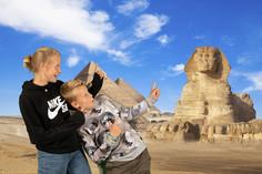 photobooth piramide luxor