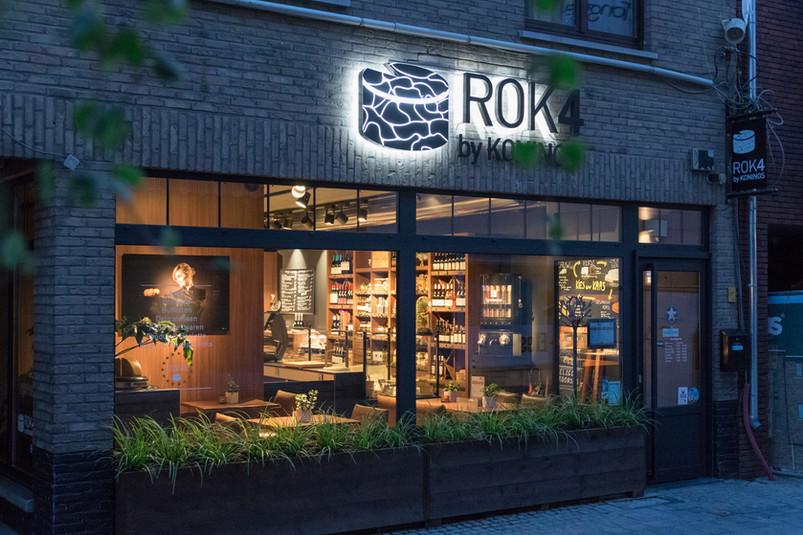 Kaaswinkel ROK4 in Tongeren