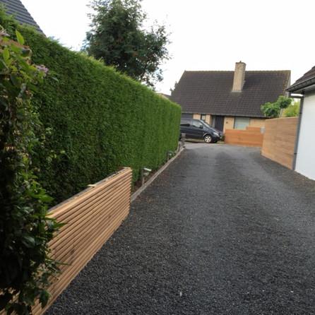 Tuinschermen en opbouwschermen Garden Supply Tongeren
