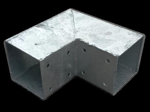 Hoekverbinder hoek 9 x 9 cm