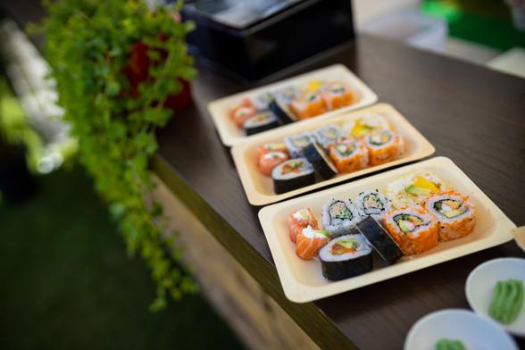 Esaki sushi catering