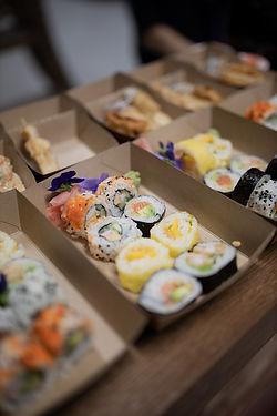 Esaki Sushi catering Limburg
