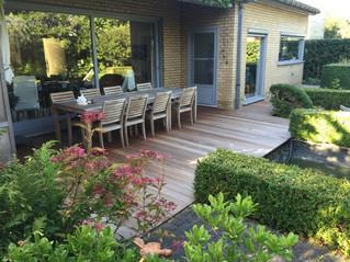 Terrasplanken hardhout en den Garden Supply Tongeren