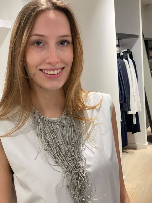 designermode lente en zomer 2021 halssnoer Fabiana Filippi