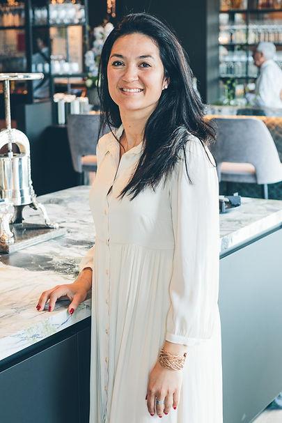 Vida Acquaro van Restaurant Marina in Oostende.