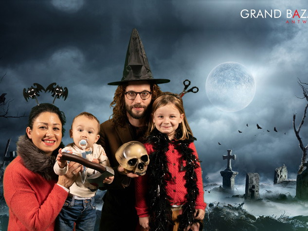 HALLOWEEN GRAND BAZAR
