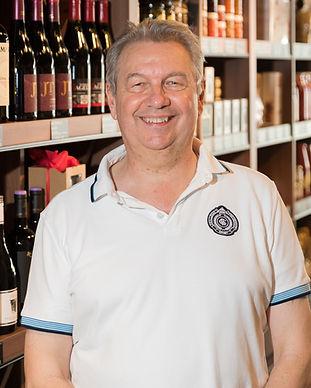 Kaasmeester Danny van kaaswinkel ROK4 in Tongeren