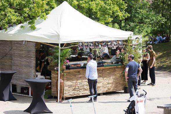 Sushi catering Limburg - Mobiele sushibar Esaki