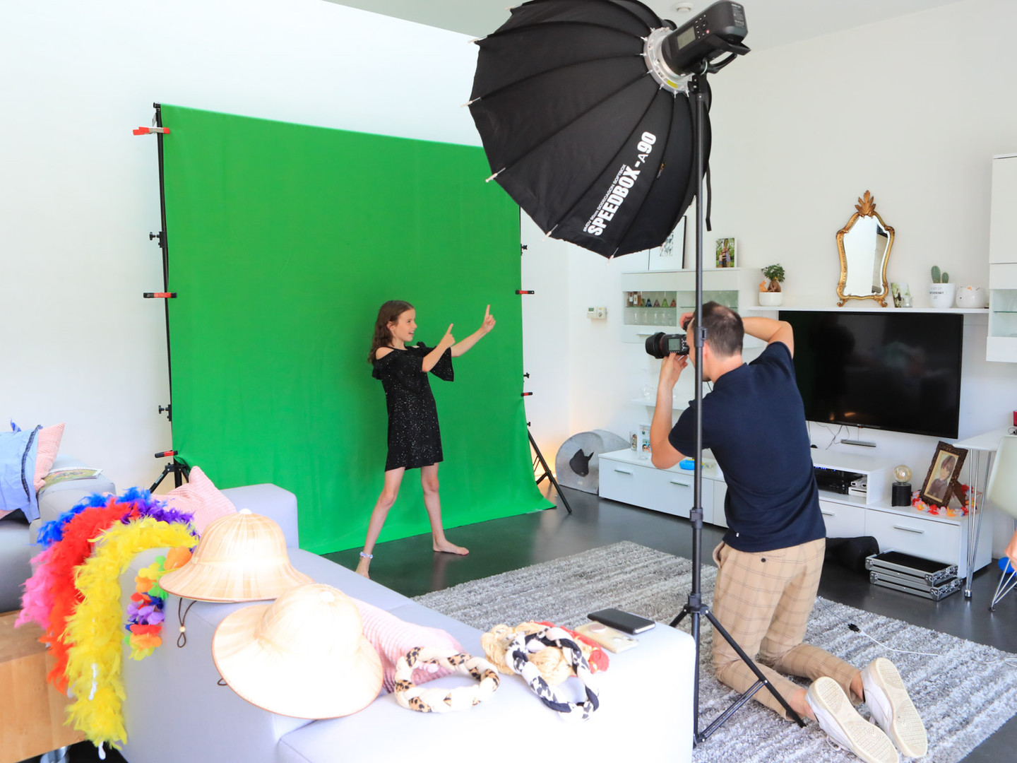 green screen photobooth limburg meerskat