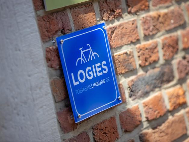 Fietslogies-label Toerisme Limburg