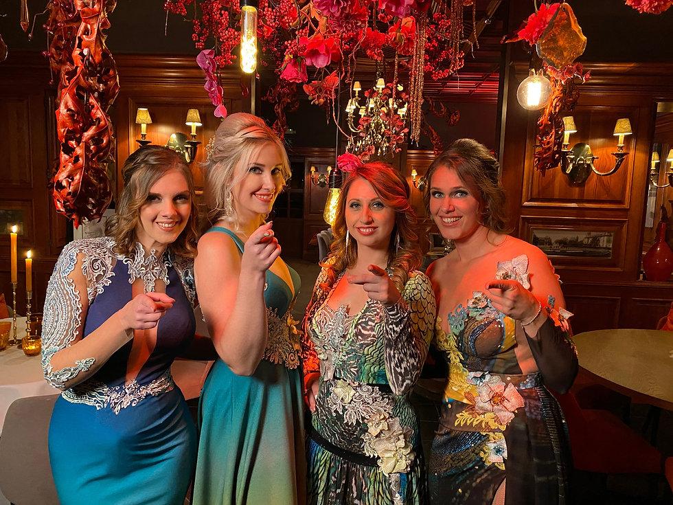 De Vlaamse meidengroep Top Pops