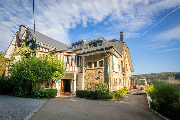 Knus hotel in de Ardennen bij Trois-Pont