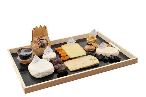 Kaasbox 'traditioneel' Dessert 150 gr. p.p.