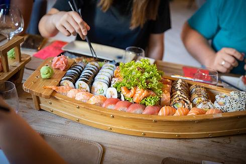 Sushirestaurant Esaki Sushi Hasselt