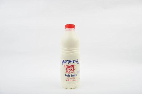 Volle melk (microfiltratie)
