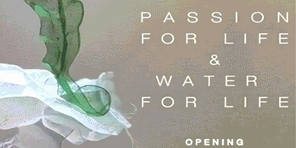 Passion for Life & Water for Life International Art Exhibitions