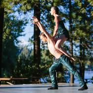 Brett Conway and Danielle Rowe, SFDancew