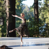 Kristin Draucker in Cascade, Photo by Je
