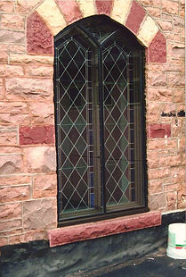 Replacing storm glass windows