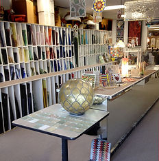 Architectural Glassarts retail glass studio and shop
