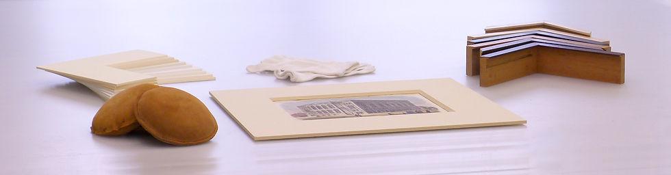 Artwork and Framing Materials