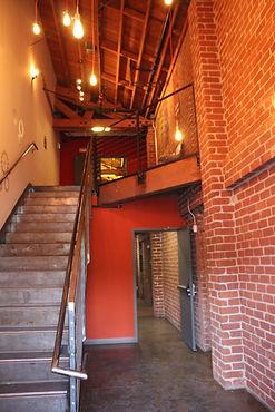 interface modern carpet tile in a commercial building corridor interior design san antonio, Texas