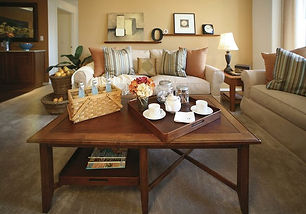 apartment model home interior design San Antonio Texas