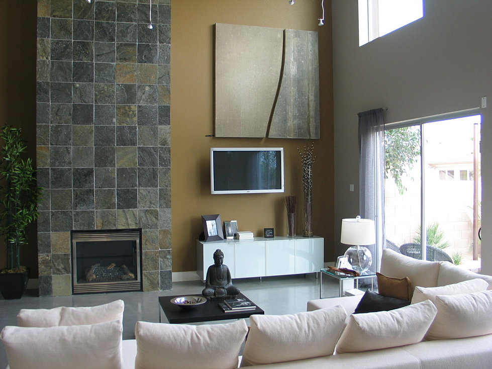 San antonio model home furniture