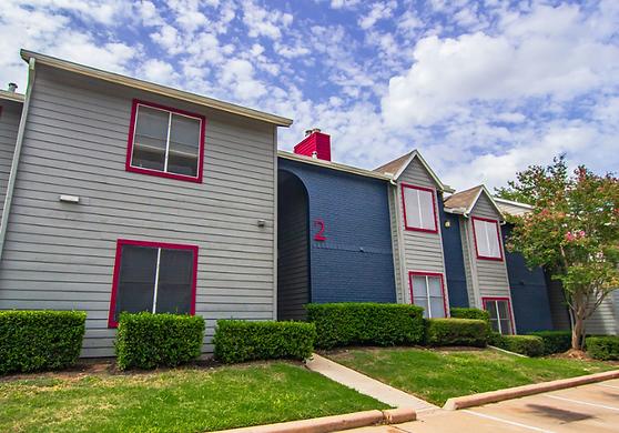 Apartmentcommunity paint design Austin, Texas