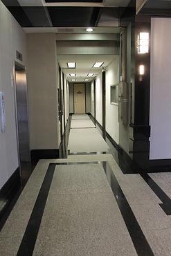interior design San Antonio, Texas of commercial building.